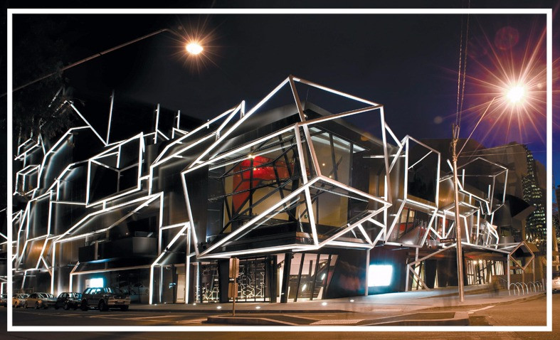 Southbank Theatre, Melbourne. Photo sourced from https://www.sydneydancecompany.com/venue/southbank-theatre/