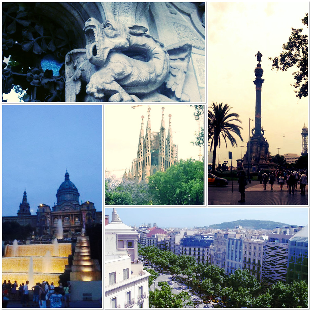 Scenes from Barcelona