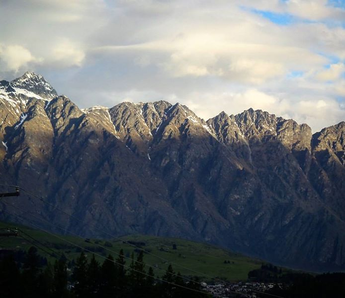 The Remarkables, Queenstown NZ