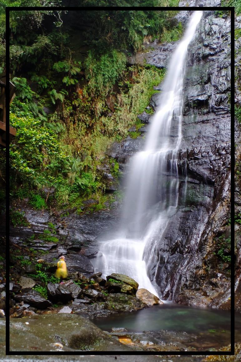 Wufengchi Waterfall near Jiaoxi, Taiwan