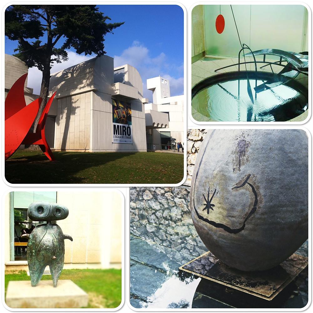 Fundacio de Joan Miro, Barcelona