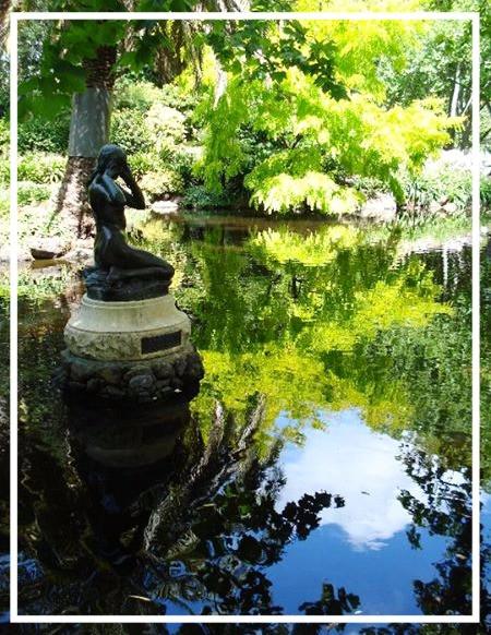 The Royal Botanic Gardens, Melbourne