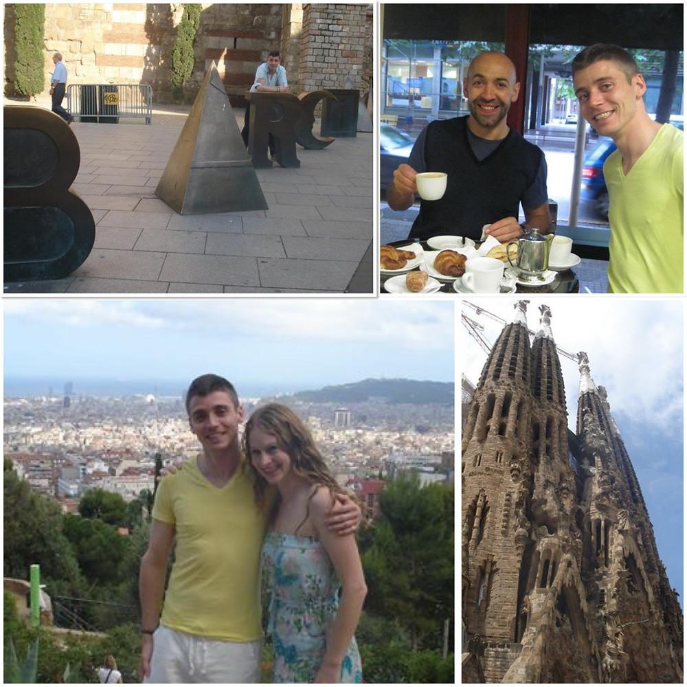 Memories of Barcelona, 2012