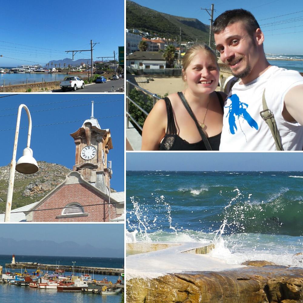 Scenes from Kalk Bay