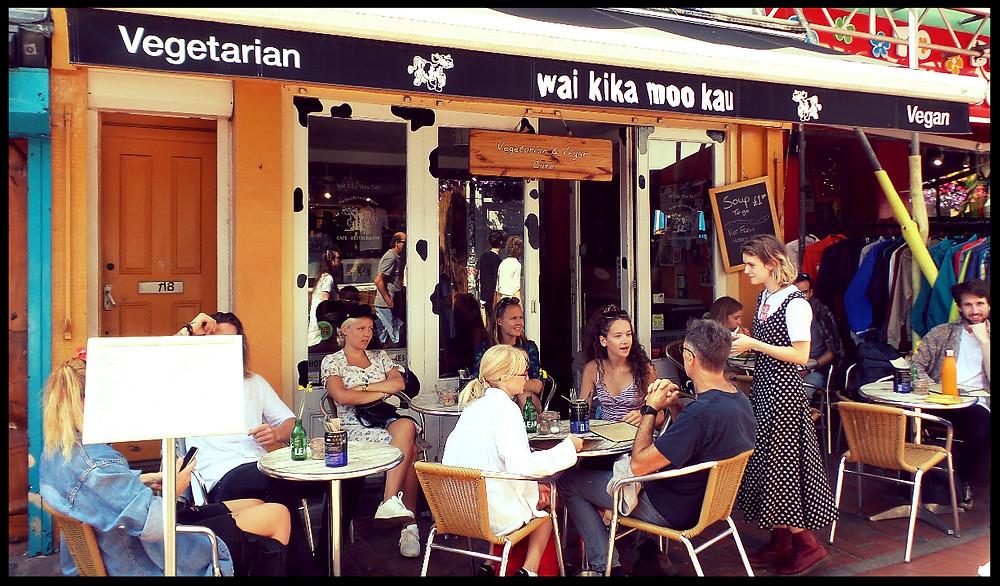 Wai Kika Moo Kau, North Laines, Brighton