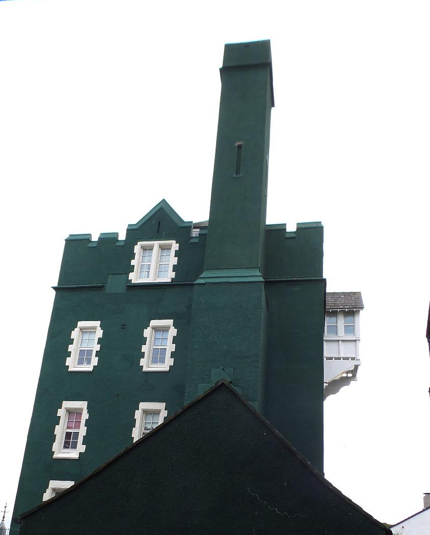 A random building in Workington
