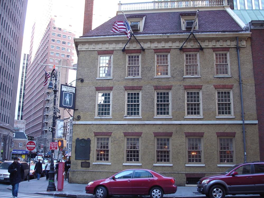 Fraunces Tavern NYC