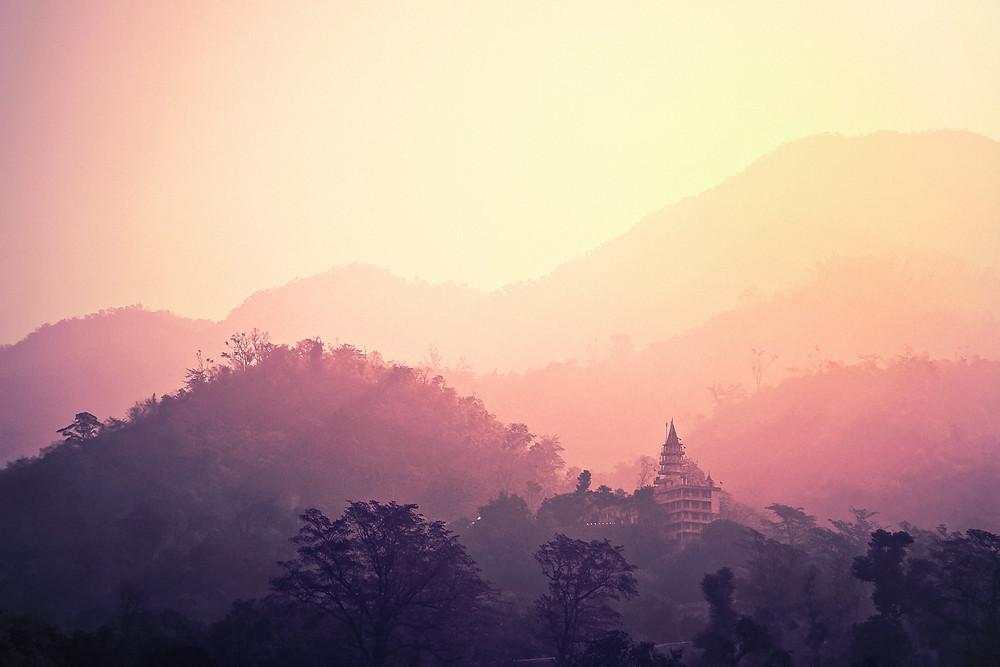 Photo of Himalayas by Devanath on Pixabay