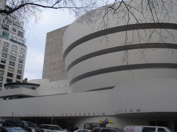 The Solomon R Guggenheim Museum