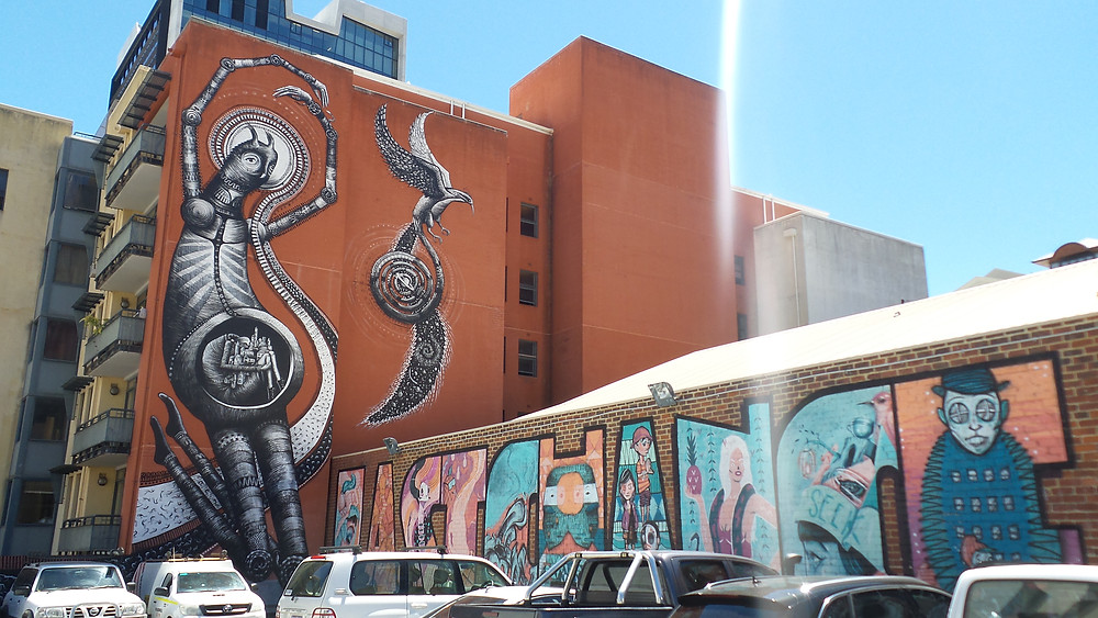 Street art in Perth, WA