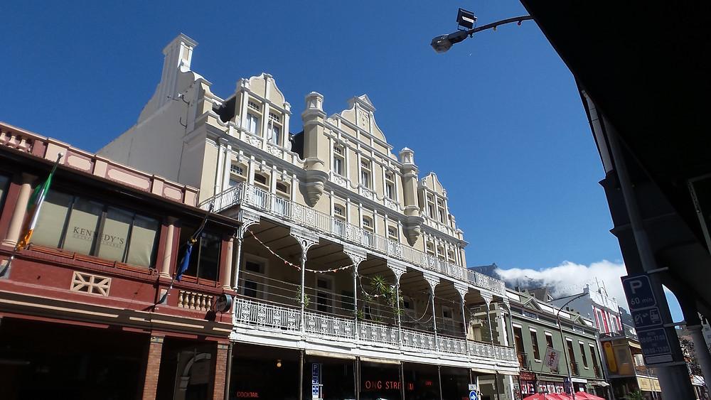 Long Street in Cape Town