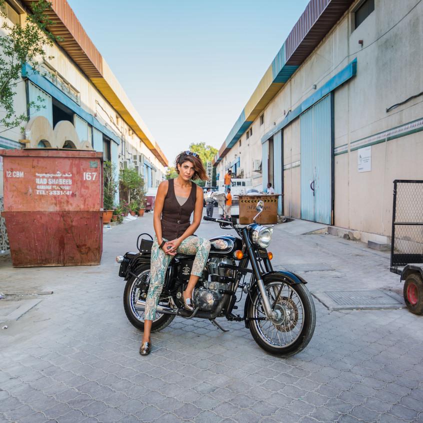 Cafe Rider DGR-54