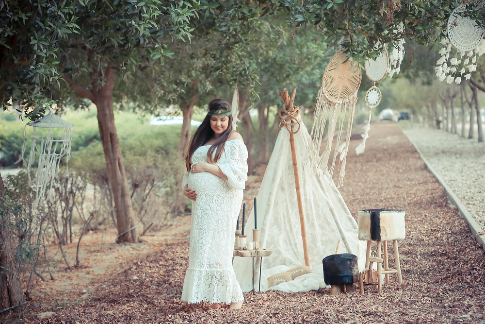 Dubai Maternity Photographer