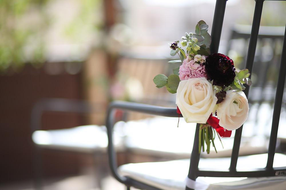 wedding flower photo