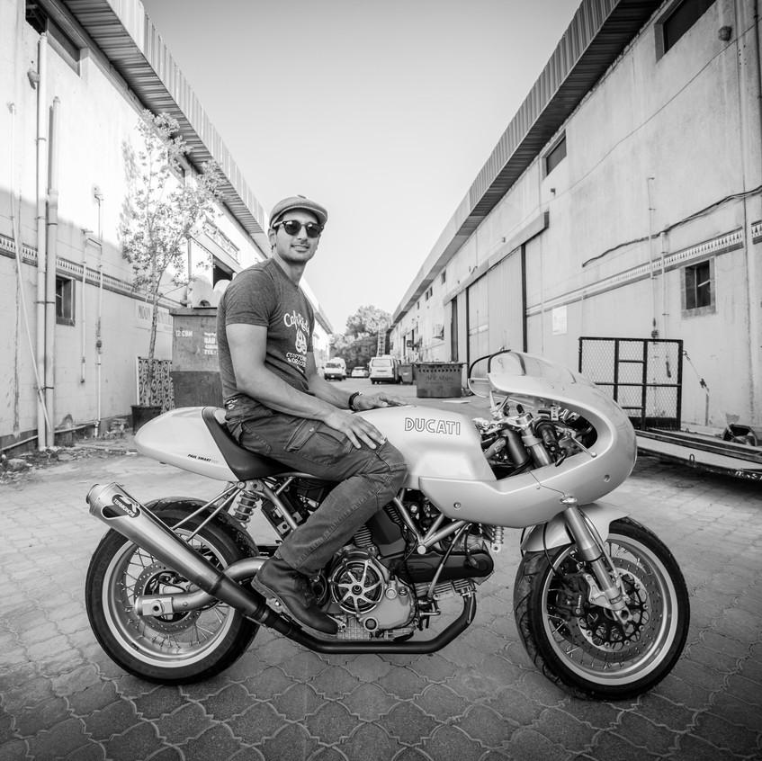 Cafe Rider DGR-2