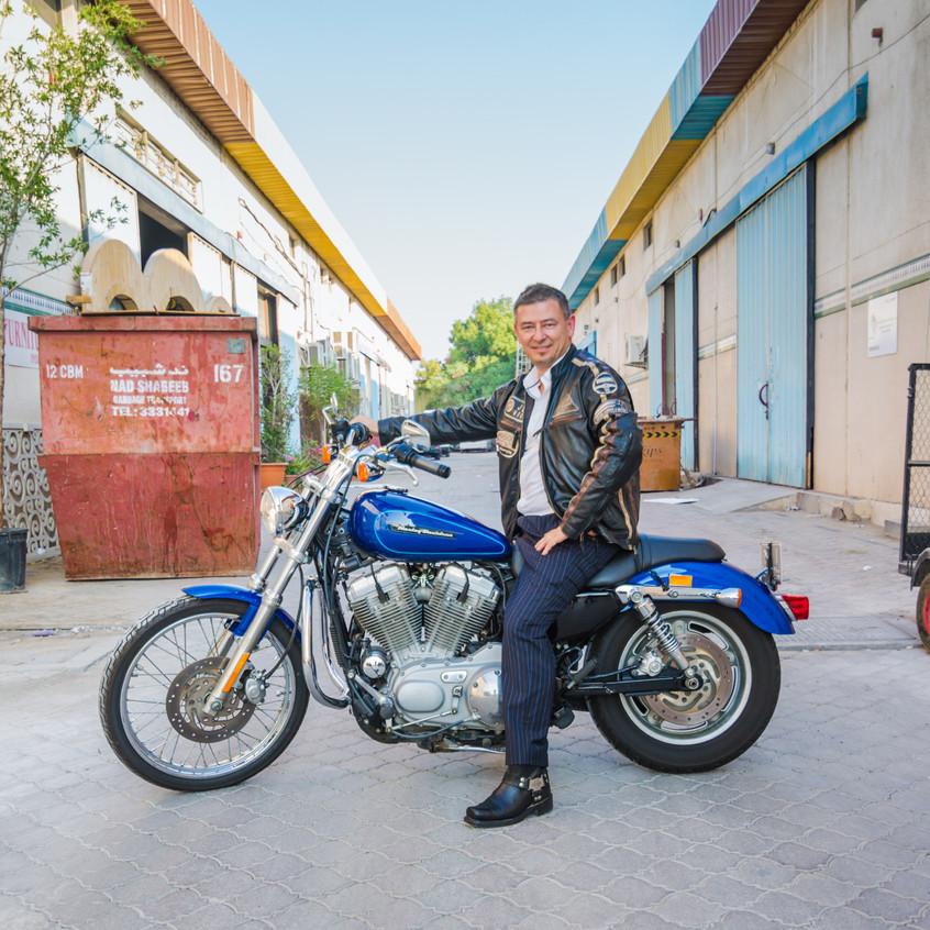 Cafe Rider DGR-9