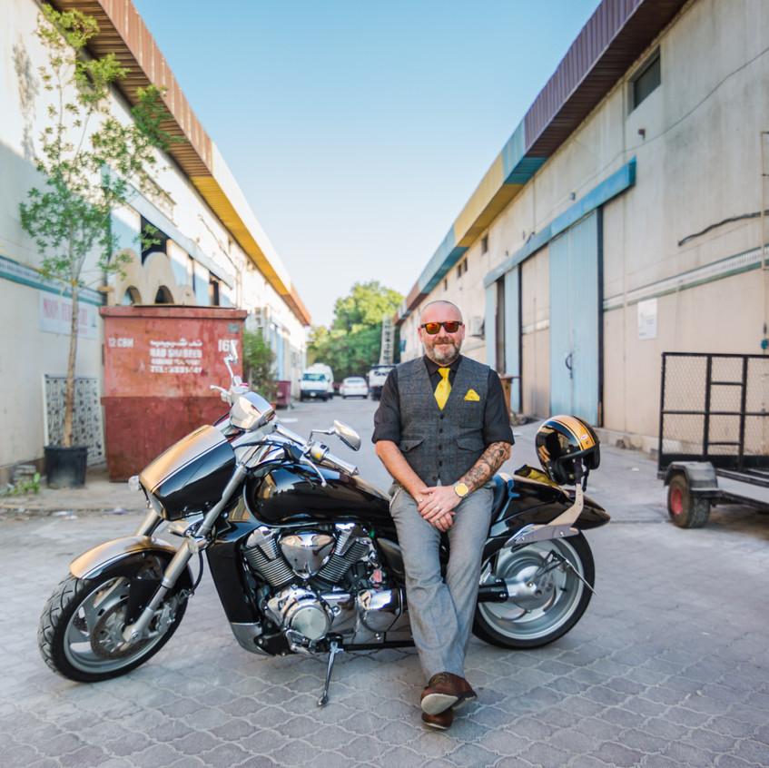 Cafe Rider DGR-20