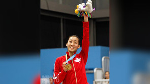 Sweet memories from the Pan Am Games at home
