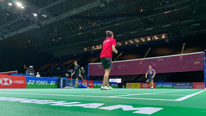 All England - and then some…