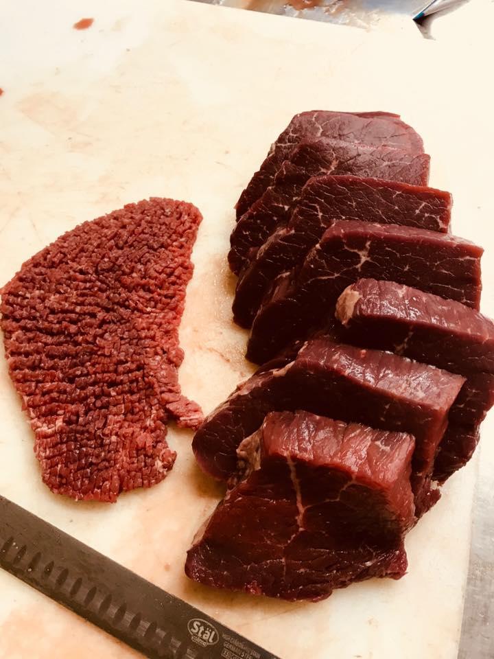 Cube Steaks
