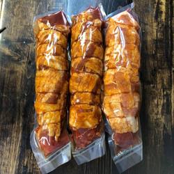 Bacon Wrapped Tenderloins
