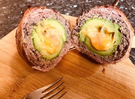How do you cook an avocado bomb?! (also, what is an avocado bomb?)