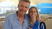 Une super rencontre en toute simplicité avec un homme motivé et engagé pour notre projet du Rallye A