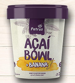Acai bowl w Banana
