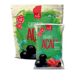 Organic Acai with Guarana Puree
