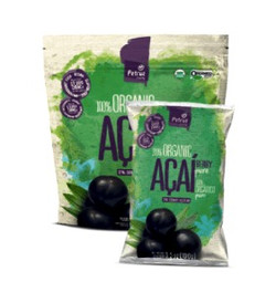 Organic Acai puree