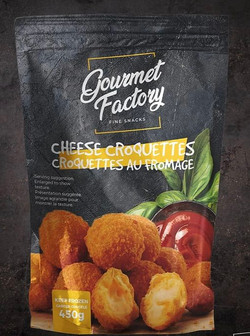 Cheese Crockettes