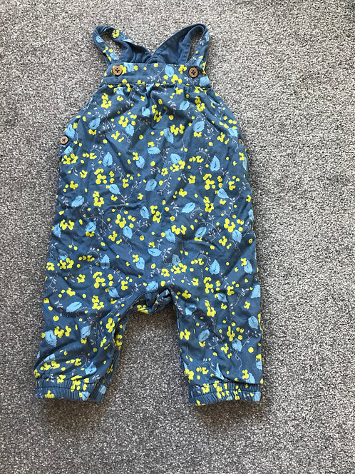 9/12 month M&S dungarees