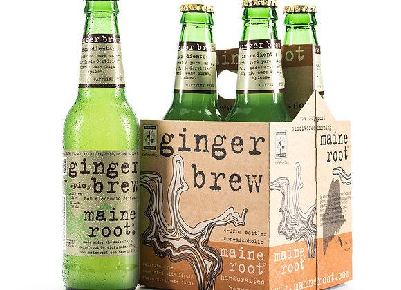 Ginger Beer, 4 pack