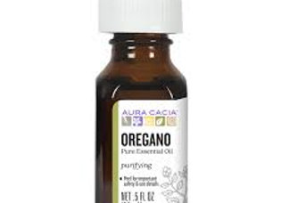 Aura Cacia Essential Oils, Oregano