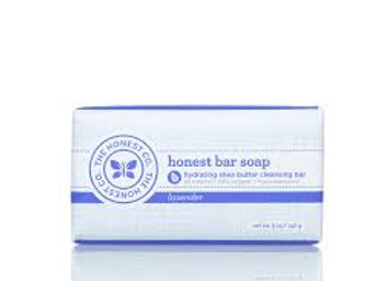The Honest Company Lavender Bar Soap