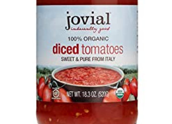 Jovial Diced Tomatoes