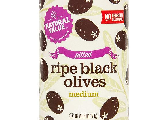 Black Olives Medium