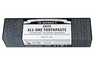 Dr. Bronner's All- One Toothpaste, Anise
