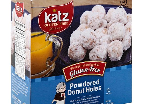 Katz' GF Powdered Donut Holes