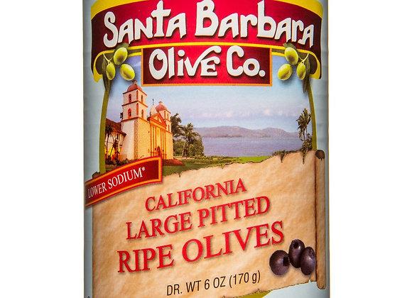 Large Black Olives