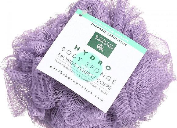 Earth Therapeutics Lavender Body Sponge