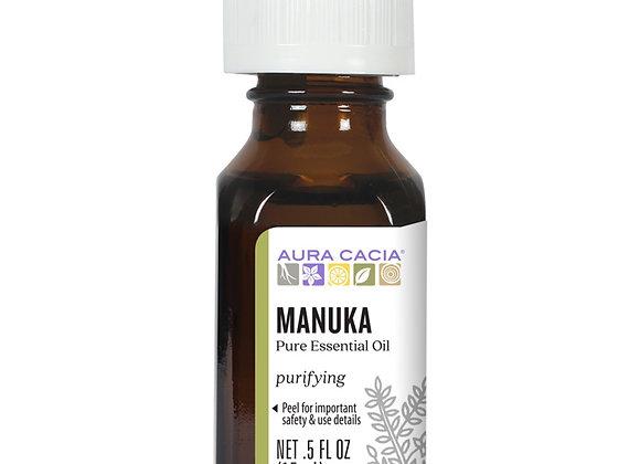 Aura Cacia Essential Oils, Manuka