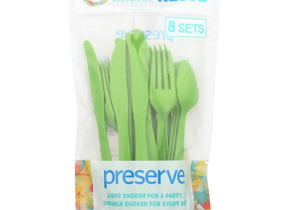 Preserve Green Cutlery