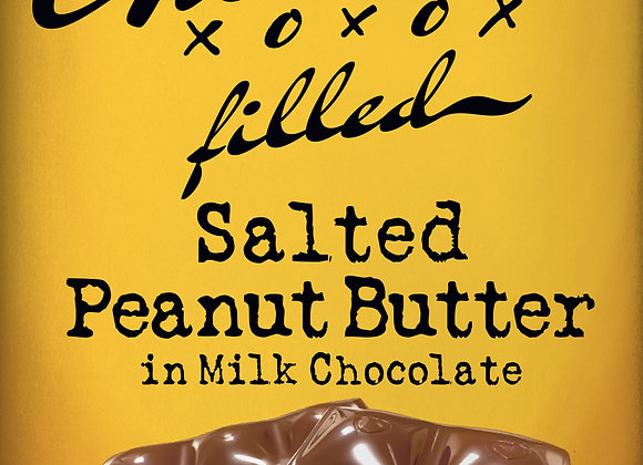 Chocolove Salted Peanut Butter in Milk Chocolate