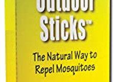 Citronella  Outdoor Sticks, Outdoor Bug Repellant