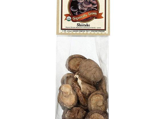 Fungus Among Us Dried Shiitake Mushrooms