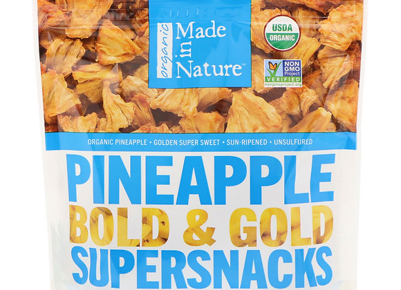 Made in Nature, Dried Pineapple