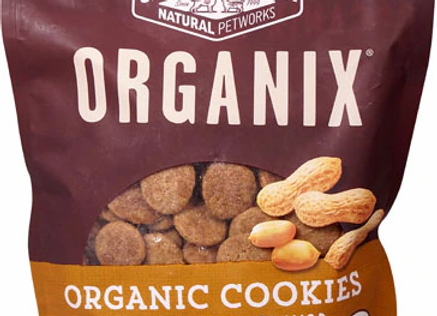 Castor and Pollox Peanut Butter Dog Cookies