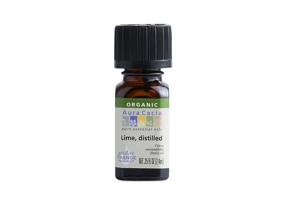 Distilled Lime Essential Oil