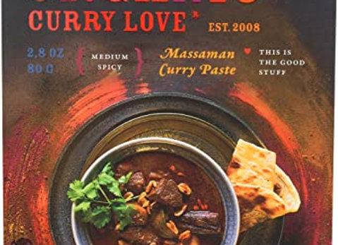 Massaman Curry Love